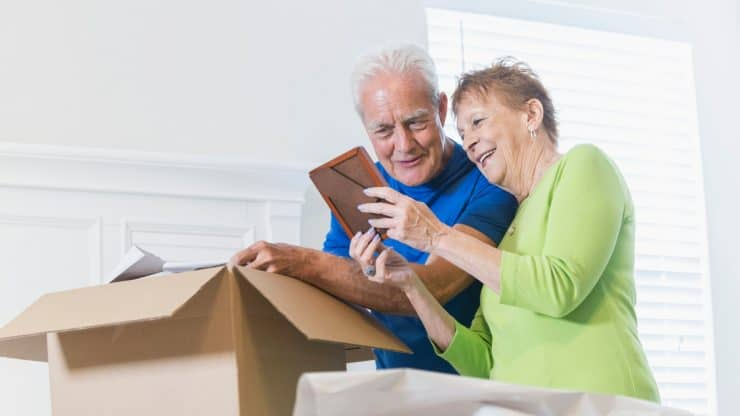 Downsizing Your Home It's Easier When You're Facing the Right Direction!