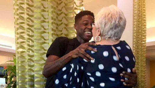 """22-Year-Old Rapper and 81-Year-Old Retiree Form Unlikely Friendship Through """"Words with Friends"""""""