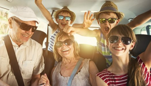3 Things to Remember When Traveling with Your Grandchildren