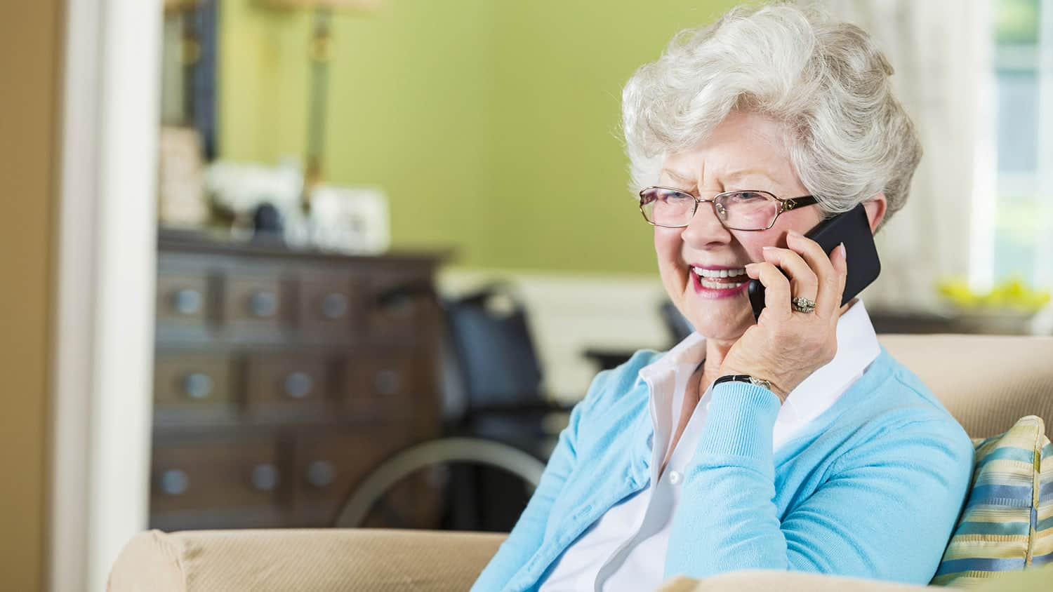 A Phone Call a Day Keeps the Loneliness Away: Nonprofit Helps ...