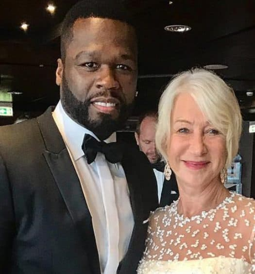 Helen Mirren 50 Cent