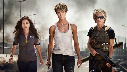 Linda Hamilton's Role in New Terminator Film Shows that Older Women Can Kick Butt Too!