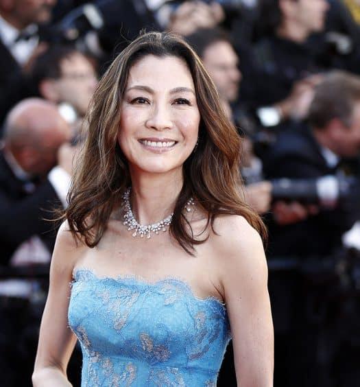 Michelle Yeoh Crazy Rich Asians
