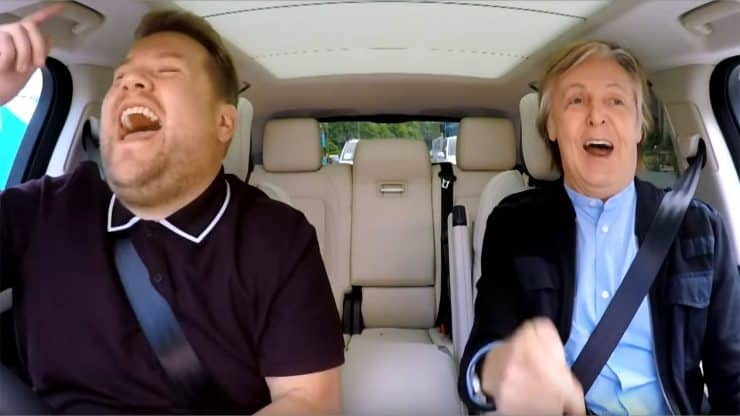 Paul-McCartney's-Carpool-Karaoke