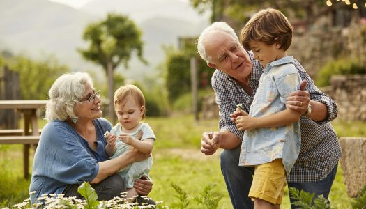 Are You a Grandparent Raising Grandchildren? We Need Your Advice!
