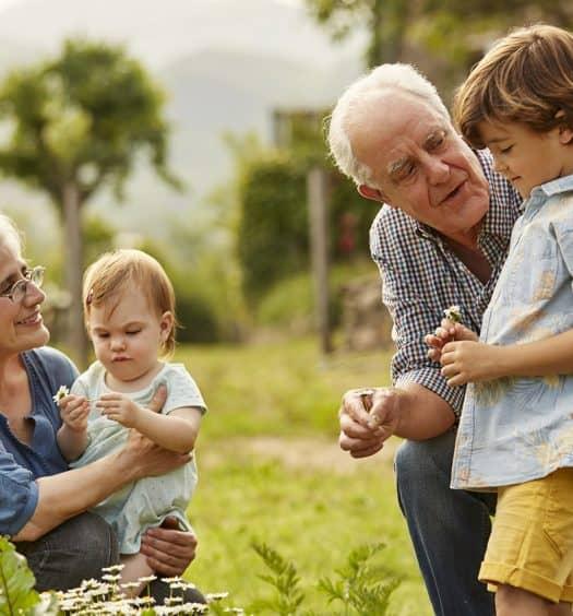 Grandparent Raising Grandchildren