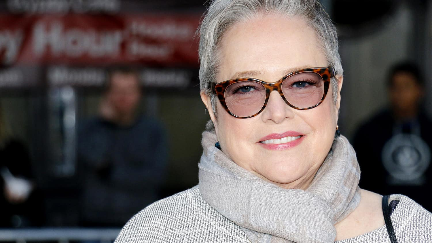 Kathy Bates, Two-Time Cancer and Lymphedema Survivor ...