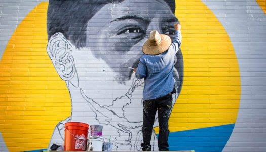 Los Angeles, the NoHo Arts District: A Guide for the Visitor or Potential Resident