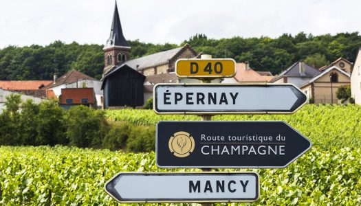 10 Tips on Driving the Champagne Route of France in Your 60s