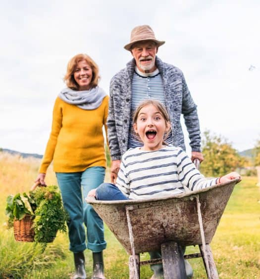 reducing waste grandchildren future