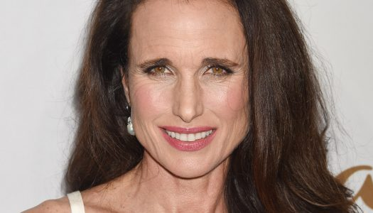 """Andie MacDowell, 60, Says """"There's No Time Limit on Beauty"""" as She Walks the Paris Runway"""