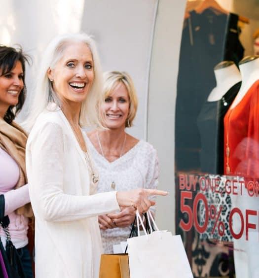 Fierce 50 fashion for mature women