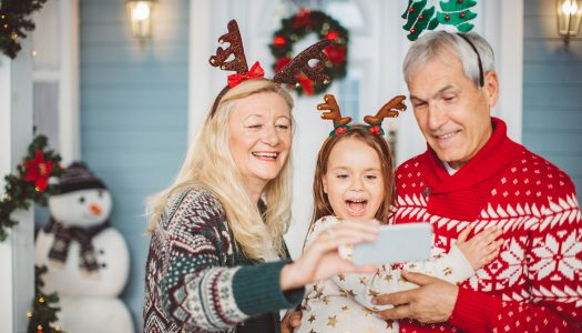 How to Achieve Holiday Harmony By Decorating with Your Grandkids