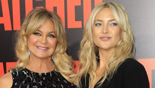 The Truth Comes Out in First-Ever Interview Together for Mother-Daughter Duo, Goldie Hawn and Kate Hudson