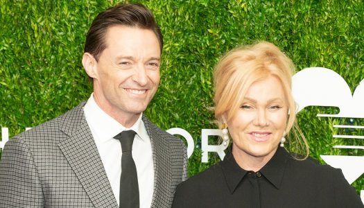 Hugh Jackman's Wife, Deborra-lee Furness, Steals the Show on the Red Carpet