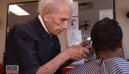 How to Live a Long Life According to the World's Oldest Barber