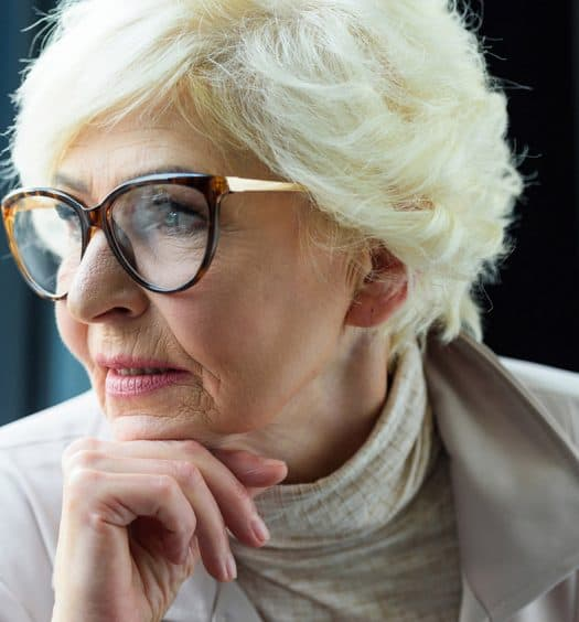aging getting older