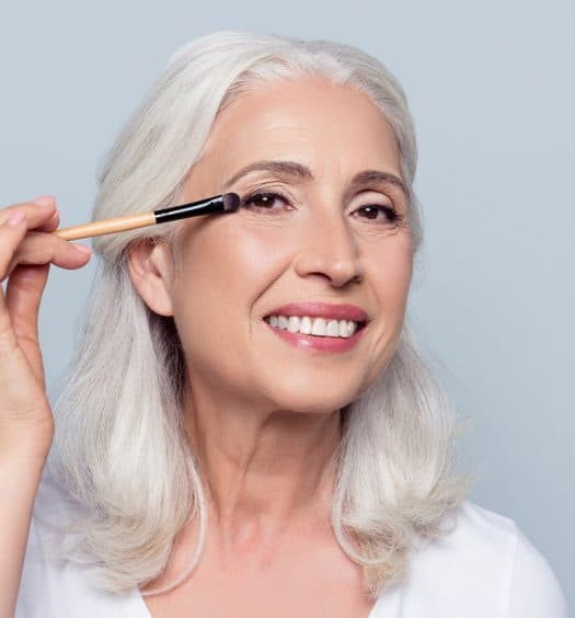 Makeup for Women Over 60