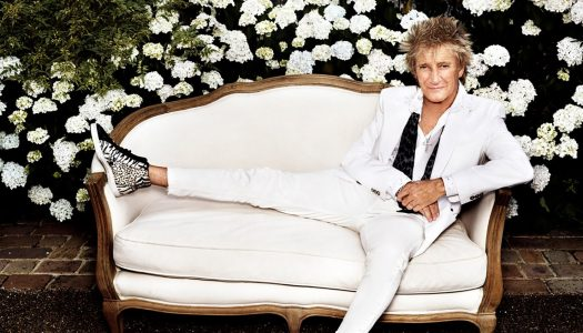 Rod Stewart, 73, Aims for Age-Appropriateness with New Album, 'Blood Red Roses'
