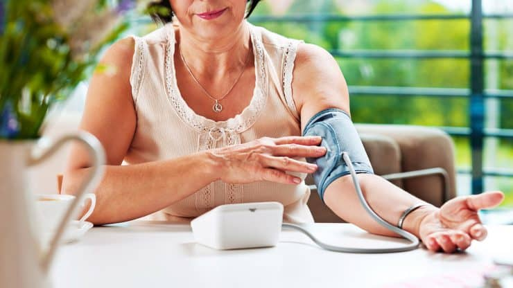 Manage Your Blood Pressure After 60