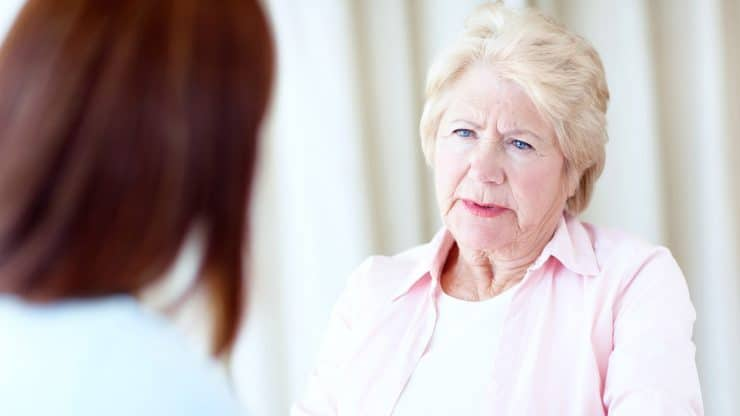 end of life conversation