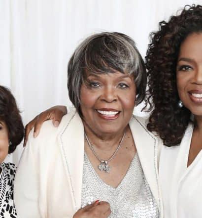 Thanksgiving for Oprah Winfrey