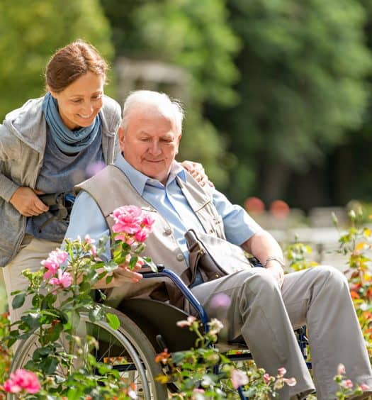 caregiving mobility