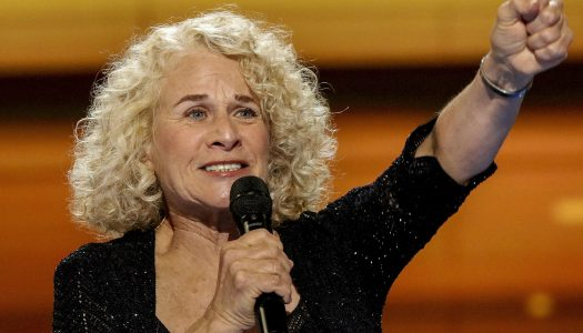 Carole King Briefly Comes Out of Retirement to Share an Important Message