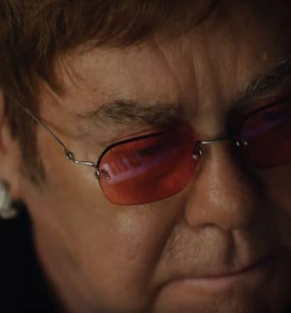 Elton John holiday commercial