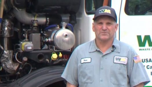 Dedicated Garbageman Goes Above and Beyond to Save Seniors from California Wildfires