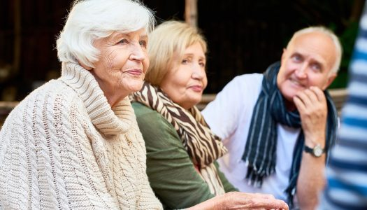Group Therapy in Mature Adulthood: Good Reasons for a Get-Together