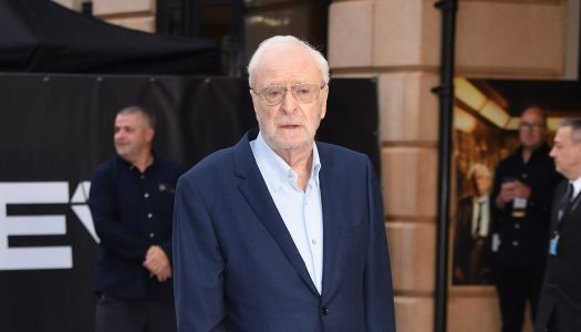 Michael Caine is Blowing the Bloody Doors Off His Past