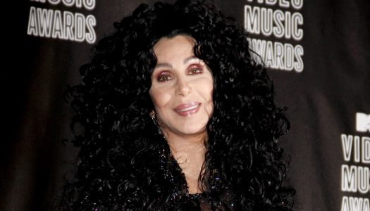 Cher and Cyndi Lauper Rock the Red Carpet