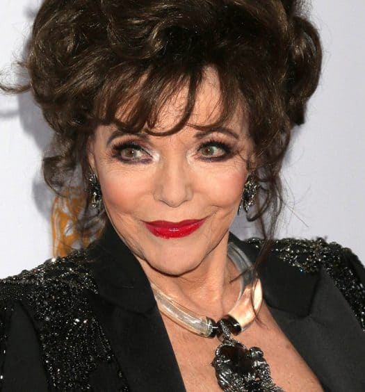 Retirement-Joan-Collins