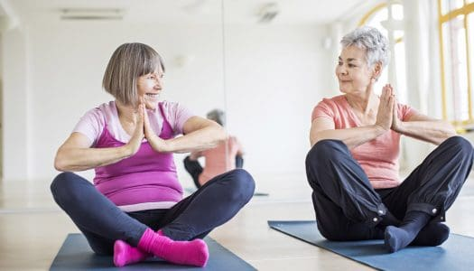 4 Reasons Why You Might Want to Start Yoga as an Older Student