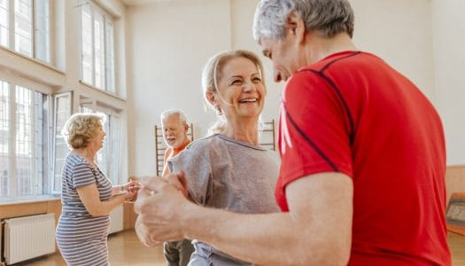 Could Your Red Dancing Shoes Be the Secret to Healthy Aging? You Bet!