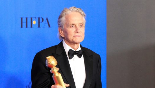 Forget The Kominsky Method – Michael Douglas Shares the 'Douglas Method'!