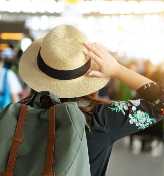 60+ traveler