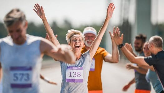 The Truth Is Stunning: No Age Limits for Marathon Runners