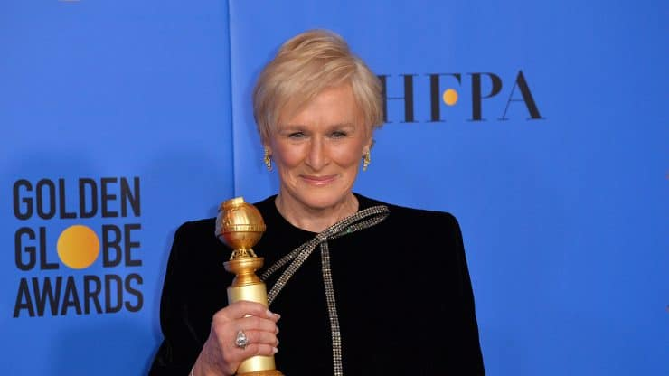 Glenn Close is WINNING at Life