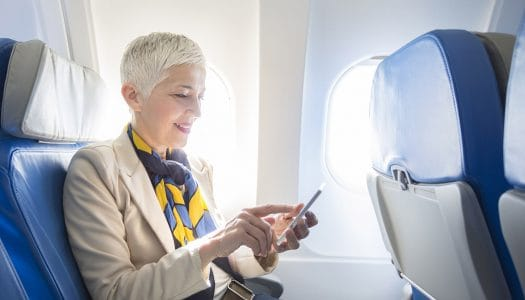 Senior Travel Tips: 5 Ways to Feel Comfortable on a Long-Haul Flight