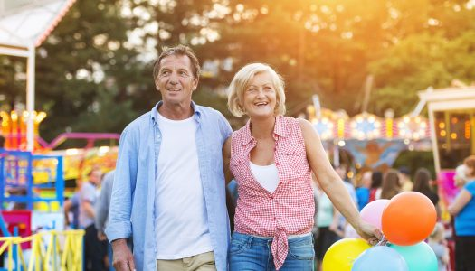 Senior Dating: Do Older Men ONLY Want Younger Women? (It's Complicated!)