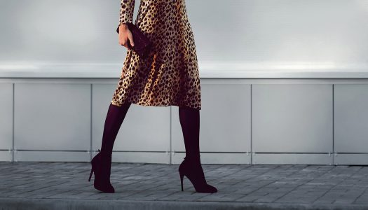 Think Fashion Over 60 is Dull? It's Time for the Leopard to Change Her Spots