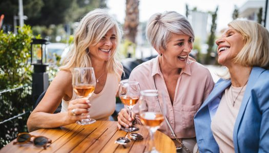 Girls' Weekends and Slumber Parties Over 60? You Bet!