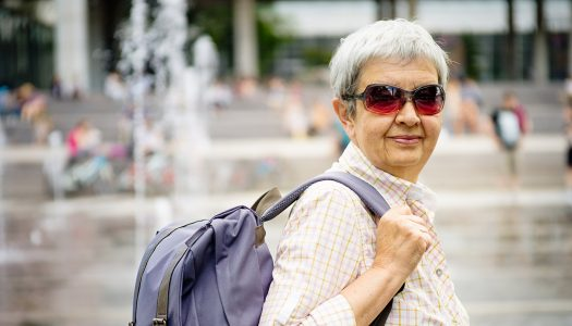 Keep an Outside Mindset When You Travel After 60