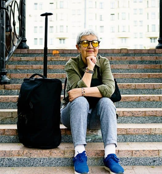 Stay Calm, Cool, and Collected When Traveling Over 60 and Enjoy Your Trip
