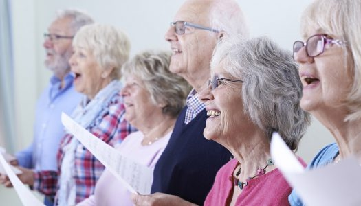 Uplift Your Spirit and Sing Your Way to Health and Joy in the Years Beyond 60