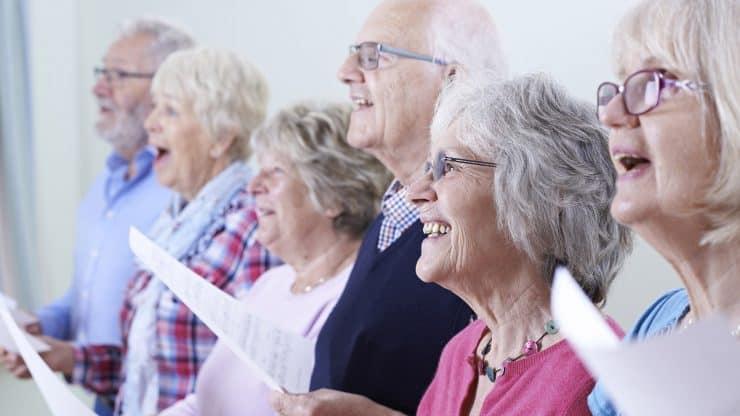benefits of singing