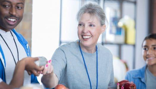 Volunteering in Retirement – Exploring the Health Benefits of Giving Back