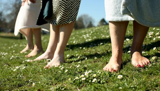 Want to Feel More Balanced? Start with Your Feet!